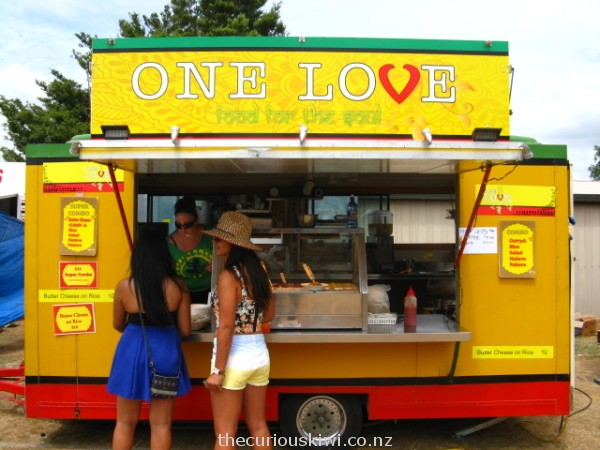 One Love, seen in Rotorua at Raggamuffin Festival, Raggamuffin has since moved to Auckland