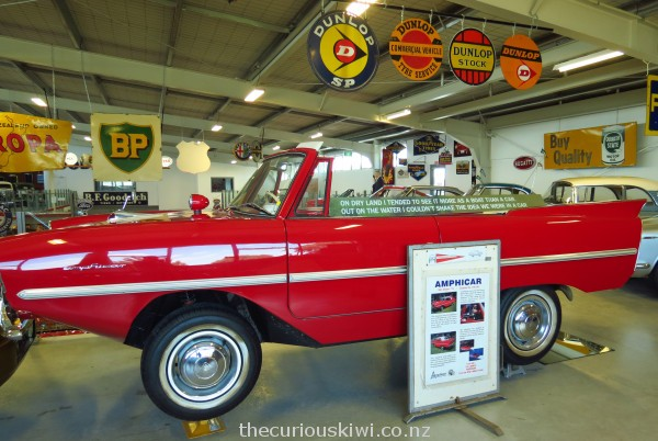 1964 Model 770 Amphicar
