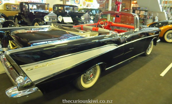 The car we'd most like in our shed - 1957 Chevrolet Bel Air Convertible