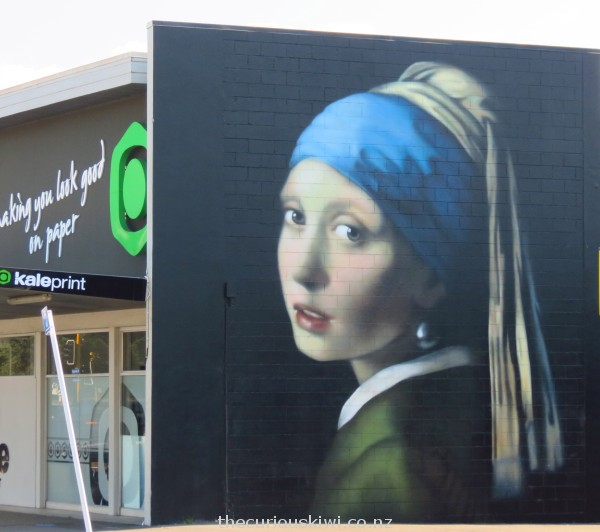 Girl with a Pearl Earring, 219 Cameron Road