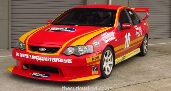 The car for Ford fans