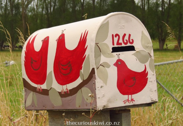 Little red hens