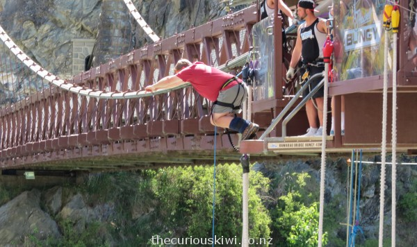 Kawerau Bridge Bungy, Queenstown