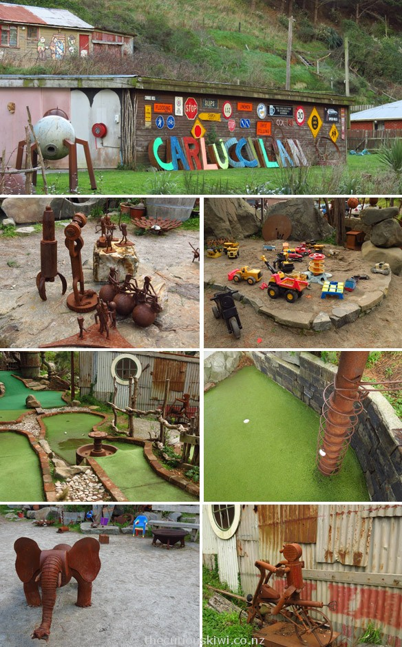 Carlucci Land Mini Golf