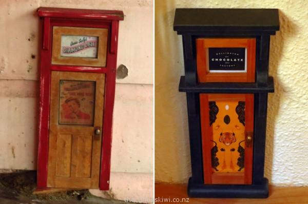 Fairy Doors in Wellington