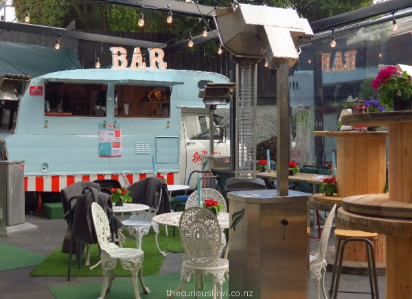 Herbie The Bar at The Street Collective in Ponsonby, Auckland