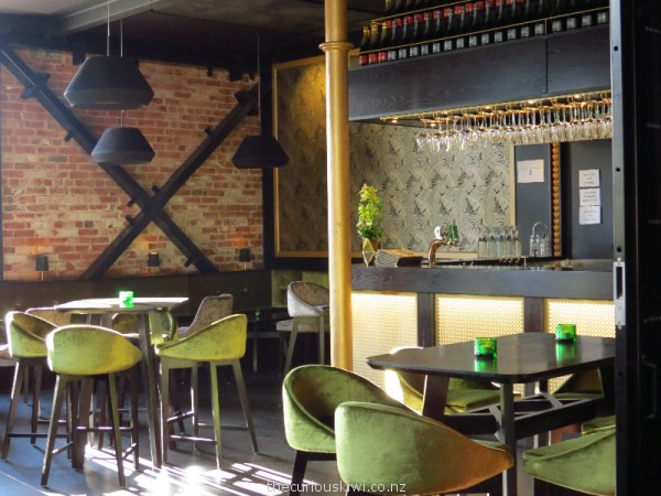 Wine & Spirit Bar at Dux Central