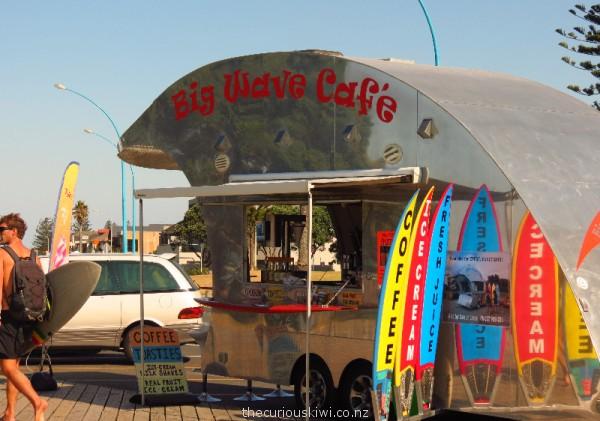 Big Wave Cafe, Mount Maunganui