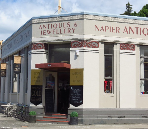 Napier Antique & Jewellery Centre