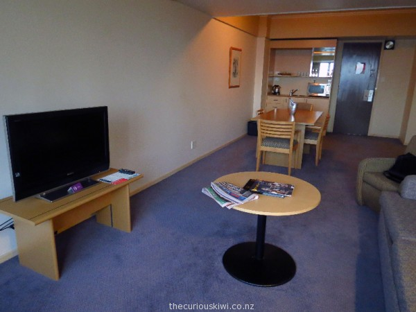 Suite at Mercure Auckland