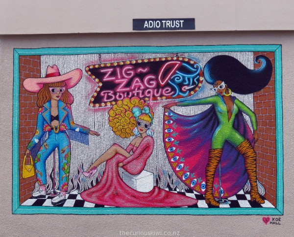 Zig Zag Boutique by Xoe Hall