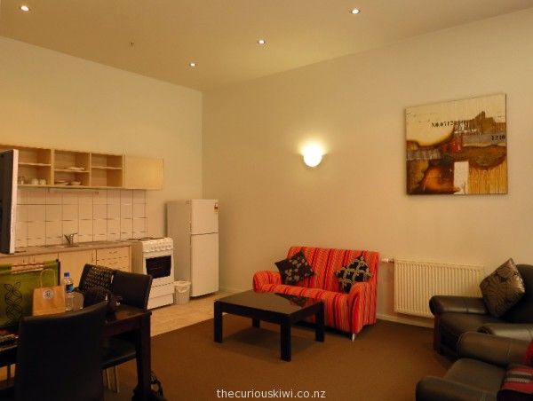 One bedroom apartment at ibis Styles in Invercargill