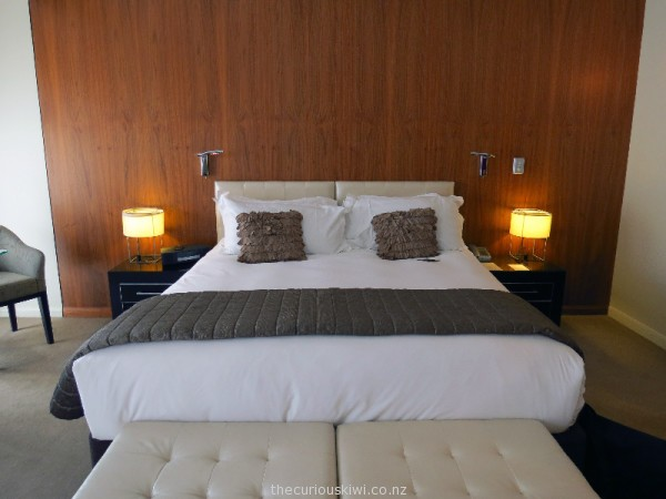 Luxury room at Sofitel, Queenstown