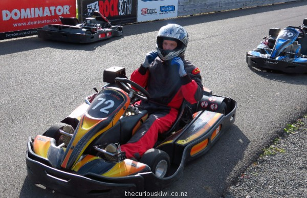 Raceline Karting at Off Road NZ