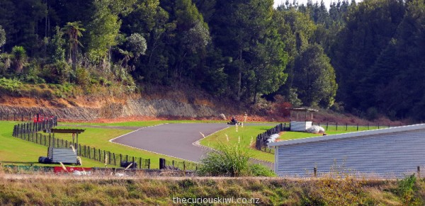 Karting track at Off Road NZ in Rotorua