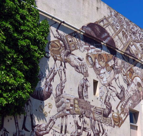 Collaboration by PixelPancho and Phlegm