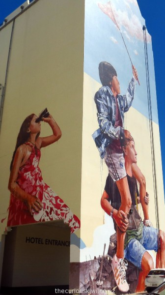 'Chasing The Thin White Cloud' by Fintan Magee