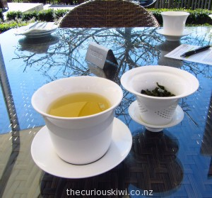 Oolong tea leaves can be used up to 8 times