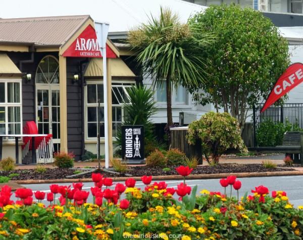 Aroma Cafe on Fenton Street