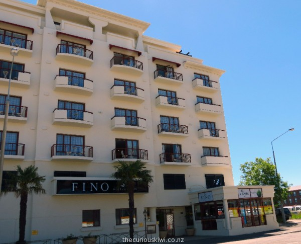 Fino Hotel & Suites, Christchurch