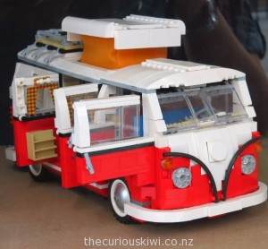 Lego VW Kombi at the Imagination Station