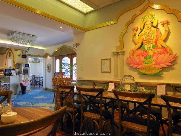 The Lotus Heart Vegetarian Restaurant