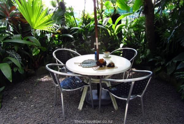 Pacific Jewel Garden Cafe, Apia, Samoa