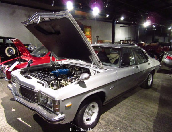 Road Pacer at World of WearableArt & Classic Cars Museum