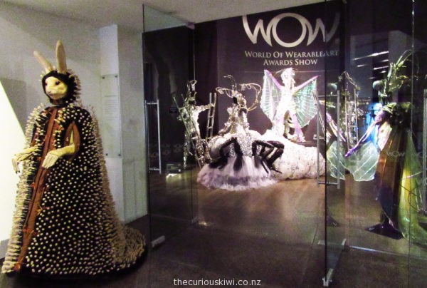 *Lagarus Ovatus En Masse by Catherine Anderton at World of WearableArt & Classic Cars Museum, Nelson