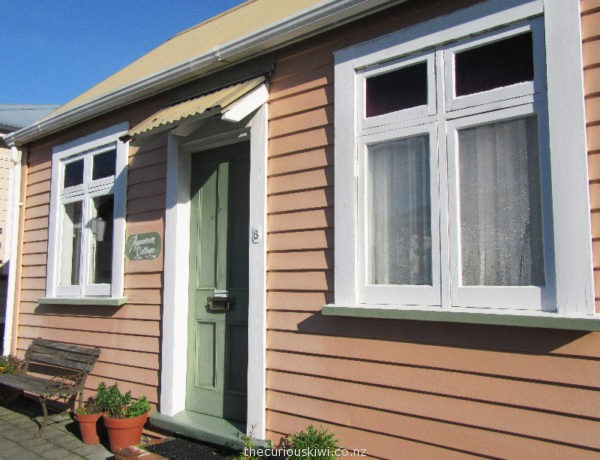 Peppercorn Cottage, No. 8 South Street in Nelson