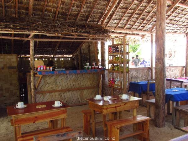 Mystery Island Cafe