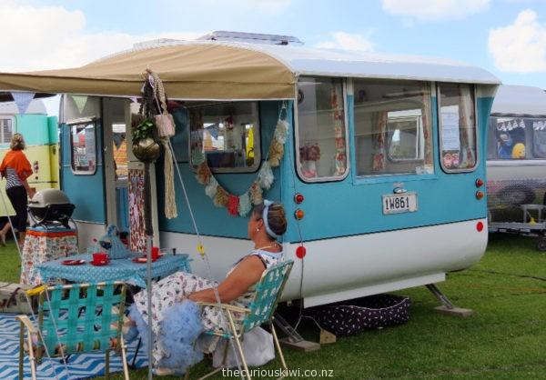 Retro Caravan Show - Beach Hop 2018