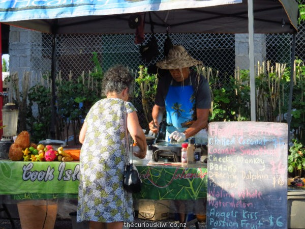 Tuhe's Super Healthy Food Stall at Muri Night Market
