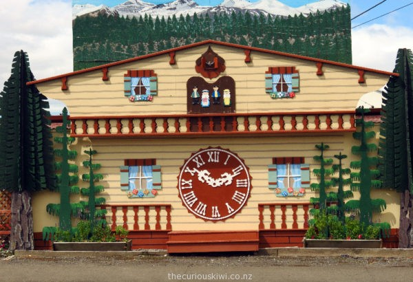 Waipawa Clock Shop