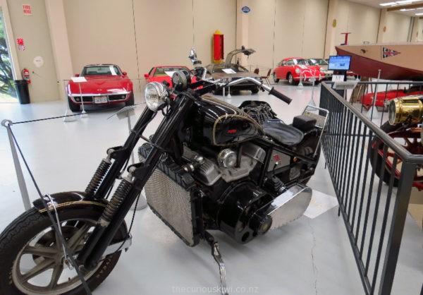 The Black Beast at Southward Car Museum