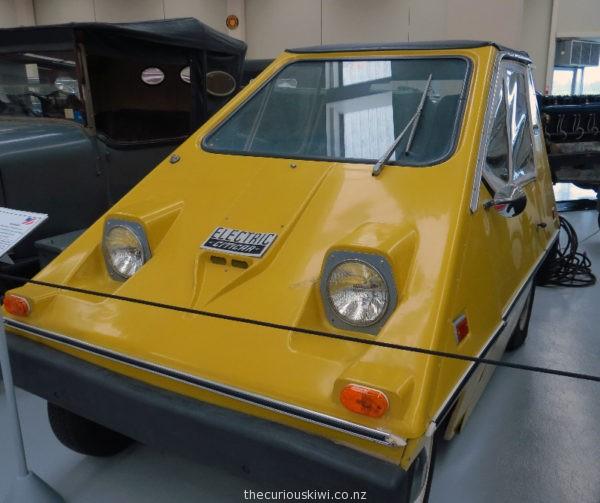 1975 electric CitiCar