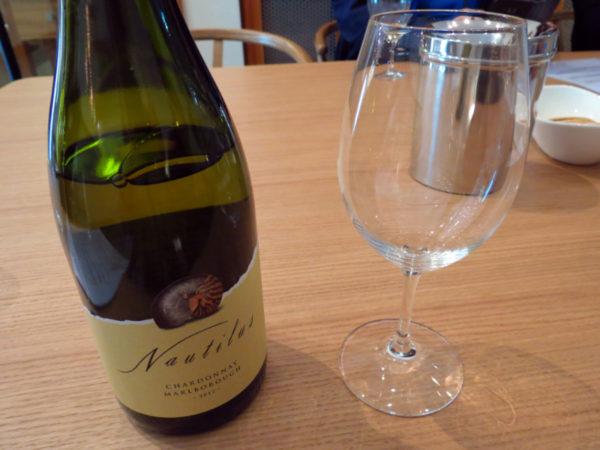 Nautilus Chardonnay, Blenheim