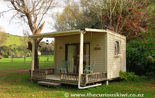 Bushlands Holiday Park Cabin
