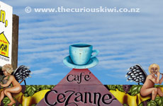 Cafe Cezanne, 296 Ponsonby Road