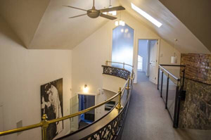 Chapel Apartments - Mezzanine