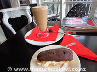 Treats at Chocolate Boutique Cafe, Parnell