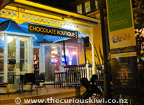 Chocolate Boutique Cafe, 323 Parnell Road
