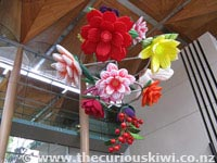 Flower Chandelier by Choi Jeong Hwa