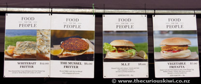 Food for the People, Harbourside Market