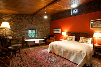 Olivers Lodge - Bedroom