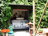 Punch Coffee Bar (now closed)