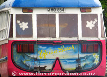 Savaii Bus