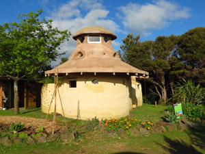 Earth Dome, Solscape Eco Retreat