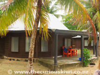 Beach Villa at Stevenson's at Manase