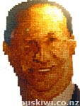 Toast portrait of Prime Minister John Key